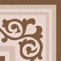 Напольная плитка ANASTASIA CORNER BROWN Cas Ceramica
