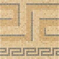 37233 Vanitas GRECA ORO/ NOCE/SILVER 39,4x39,4