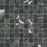 Мозаика матовая черная 747394 Cerim