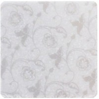 TES7155 WHITE MARBLE Motif №2 10X10 10x10
