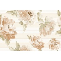 8Y25 BLOSSOM-2 BEIGE 25x75