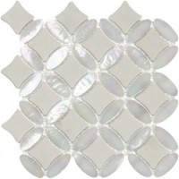 Мозаика матовая белая L244007331 L'Antic Colonial