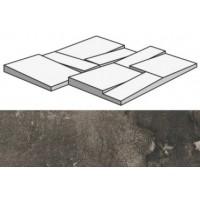742243  La Roche Mud Modulo Muretto 3D 30x30