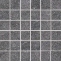 Мозаика матовая черная DDM06588 RAKO