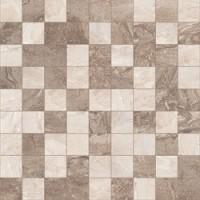 TES78385 Polaris темно-серый+серый 30x30