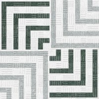 22741  AREA15 CONCENTRIC GREY 15X15 15x15