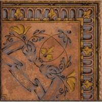 926997 Декор JAVALAMBRE-3 TERRA Vives Ceramica 31.6x31.6