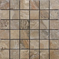 TES76951 MOS DOLOMITE NOCE (5*5) 30x30