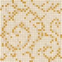 37244 Vanitas FOGLIA BEIGE/ GOLD 39,4x39,4