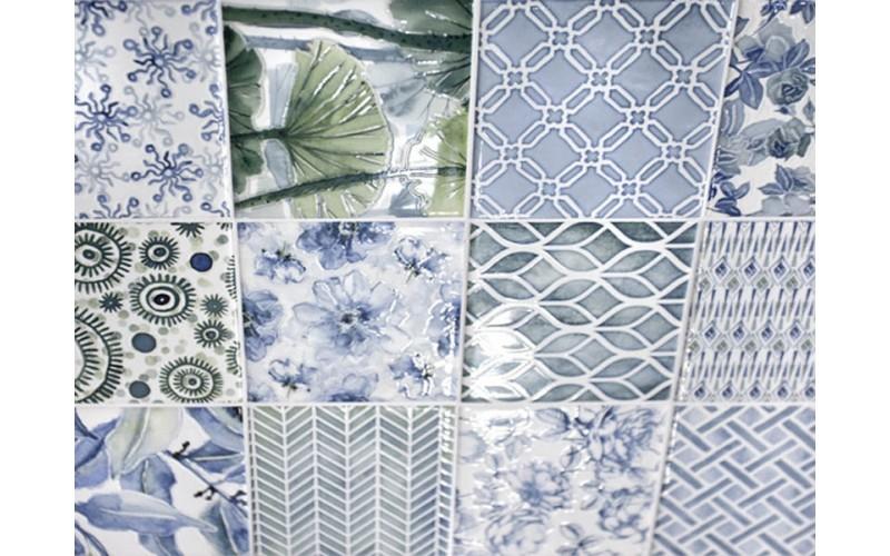 Керамическая плитка Коллекция AGATA
