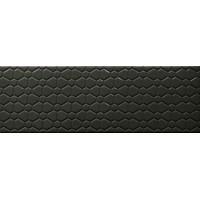 Керамическая плитка глянцевая для ванной черная 912993 Cifre