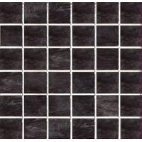 739361 Mosaico Ardoise Noir Grip 30x30