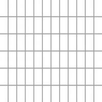 Albir Bianco Mozaika (2.3x4.8) 29.8*29.8