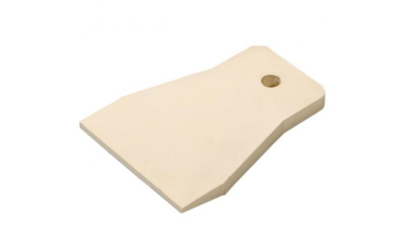 Шпатели резиновый USP 06886 белый 100 мм  USP 183148