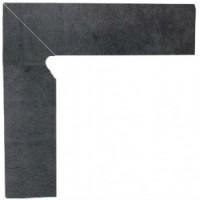 Bazalto Grafit Cokol 2 El. Lewy 30x8,1x1,1