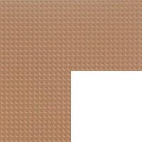 23074  D.Solaire LEATHER SQUARE-3/22,3 22,3x22,3 22.3x22.3