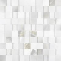 739961 ALABASTRI Madreperla Mosaico 3D 3x3 Lap Ret 30x30