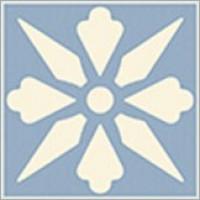 ENC06 White (L.Blue) 5x5