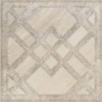 Antique Geometrie Ivory 20x20