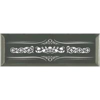 Decor Versalles Silver Blanco 10X30