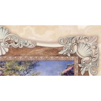 Charme Bellagio-2 Decor Honey 25x50