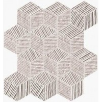 Lumina Glam Pearl Cube Mosaico 22,6x26