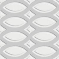 7VFBG0T Deco Dantan Tressage Blank-Gris 10x10