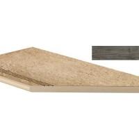 ANPC Axi Grey Timber Gradino Round Angolo Dx 30x60 LASTRA 20mm