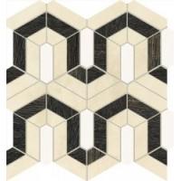 Мозаика матовая черная TES78225 Maciej Zien