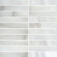 739973 ALABASTRI Smeraldo Mosaico 3x15 Lap Ret 30x30