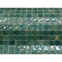 Мозаика  зелёная TES78043 Ezarri