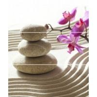 Керамическая плитка  с орхидеями Cerrol TES100068