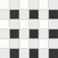 WDM06152  white - black 30x30