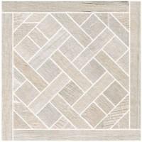 57376 Mosaico Carre Blanc 20x20