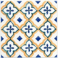 Керамическая плитка  оранжевая STGA4911146 Kerama Marazzi