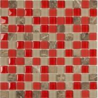 S-808  камень стекло (23x23x8) 29.8x29.8