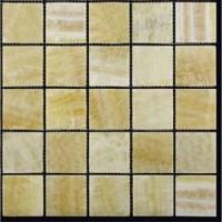 M073-48P (Onyx Yellow) Оникс 48х48 305х305