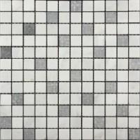 1049180  Mosaico Vanity Grigio/Lustro 30.5x30.5