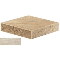 AT7R Axi White Pine Elemento L SP Angolare Sx 33x33 LASTRA 20mm