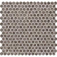 6DHG Dwell Greige Hexagon 30x28,5
