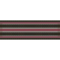 Aure Decor Lines Wellness Red 15x45