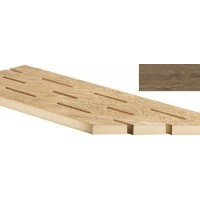 AWAG Etic Noce Hickory Griglia Dx 20x60 LASTRA 20mm