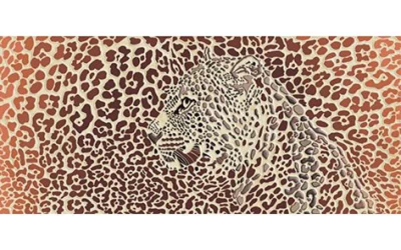 Керамическая плитка Gerbera Safari многоцветный   20x44 Cersanit (GB2G111)