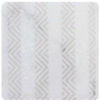 TES7161 WHITE MARBLE Motif №8 10X10 10x10