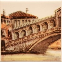 TES105413 PARMA CITY BRIDGE 1 10х10 10x10