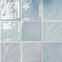 Керамическая плитка голубая Италия 938920 BayKer