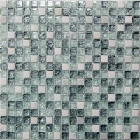 Glass Stone 11 (стекло+камень) 30x30