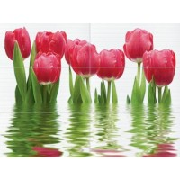 Керамическая плитка  розовая НЕФРИТ-КЕРАМИКА 06-01-1-64-04-21-160-0