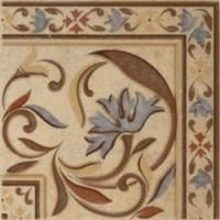Arles Angulo Beige/Pardo декоративная бежевый 20x20