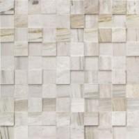 TES77358 PAONAZZETTO Mosaico 3D MIX 30x30